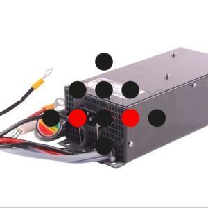 2901009770 Haulotte batterilader