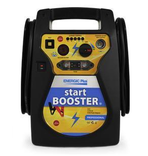 Startbooster startpack hjelpestart 12 volt 1170CA