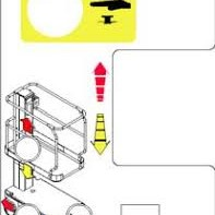 502511-000 Upright decal TM 12 dekal 502511000