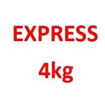 Express levering fra eksternt lager deler inntil 4kg