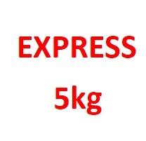 Express levering fra eksternt lager deler inntil 5kg