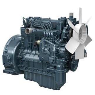 Motor deler til Kubota motorer