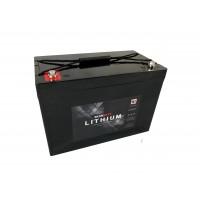 Lithium Batteri 12V 100AH 100A BMS