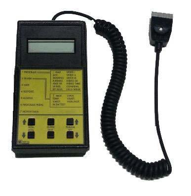 2440309250 Haulotte analyzer zapi calibrator