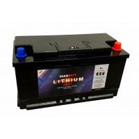 Lithium batteri bobil HEAT 12V 98AH 100A BMS