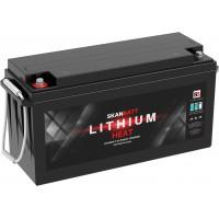 Lithium batteri HEAT Pro 12V 200AH 200A BMS med bluetooth og varme