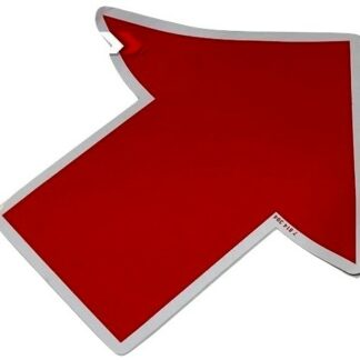 3078143940 dekal rød pil