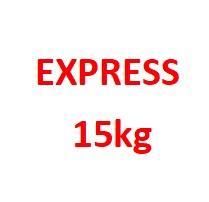 Express levering fra eksternt lager deler inntil 15kg
