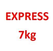 Express levering fra eksternt lager deler inntil 7kg