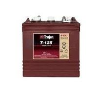 TROJAN T 125 batteri 6 volt tilbud pris