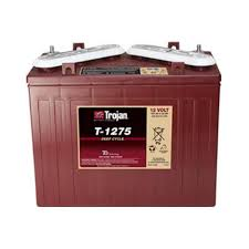 TROJAN T 1275 batteri 12 volt tilbud pris