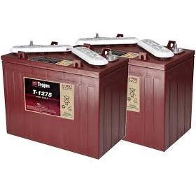 TROJAN T 1275 batterier 12 volt tilbud pris 2 pack