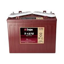 12 volt batteri golfbil