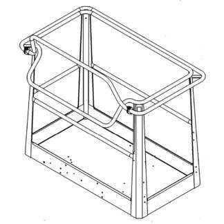 2CB2041 Dino lift kurv platform