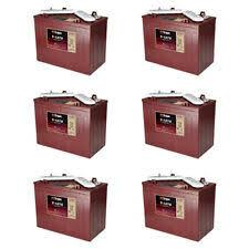 TROJAN T 1275 batteri 12 volt tilbud pris 6 pack