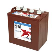 TROJAN batteri T 875 8 volt tilbud pris