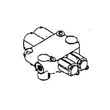 47.2721 Dino lift manøverventil hjuldrift 472721