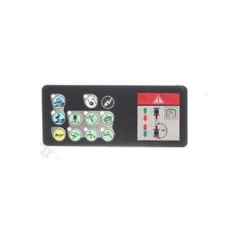 307P218040 Haulotte decal label