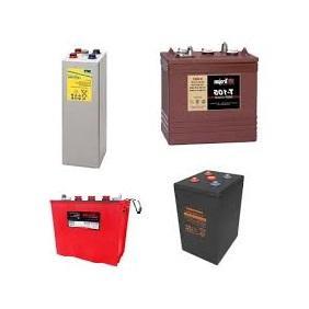 Batteriguiden- kort forklart. Bly syre batterier, Deep Cyckle batterier AGM batteri og GEL batterier, Lithium LiFePO4 batterier.