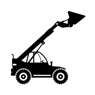 Deler til teleskoptruck