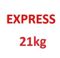 Express levering fra eksternt lager deler inntil 21kg