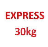 Express levering fra eksternt lager deler inntil 30kg