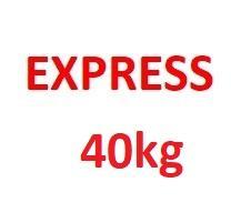 Express levering fra eksternt lager deler inntil 40kg