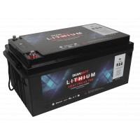 SKANBATT Lithium batteri HEAT PRO Ultra 12V 300AH - CAN Bus lav pris